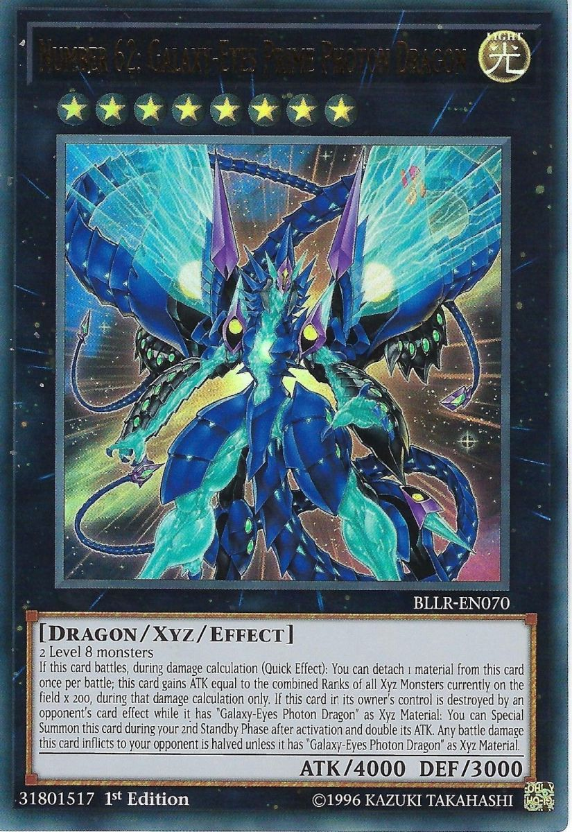 10 Strongest Rank 8 Xyz Monsters in Yu-Gi-Oh
