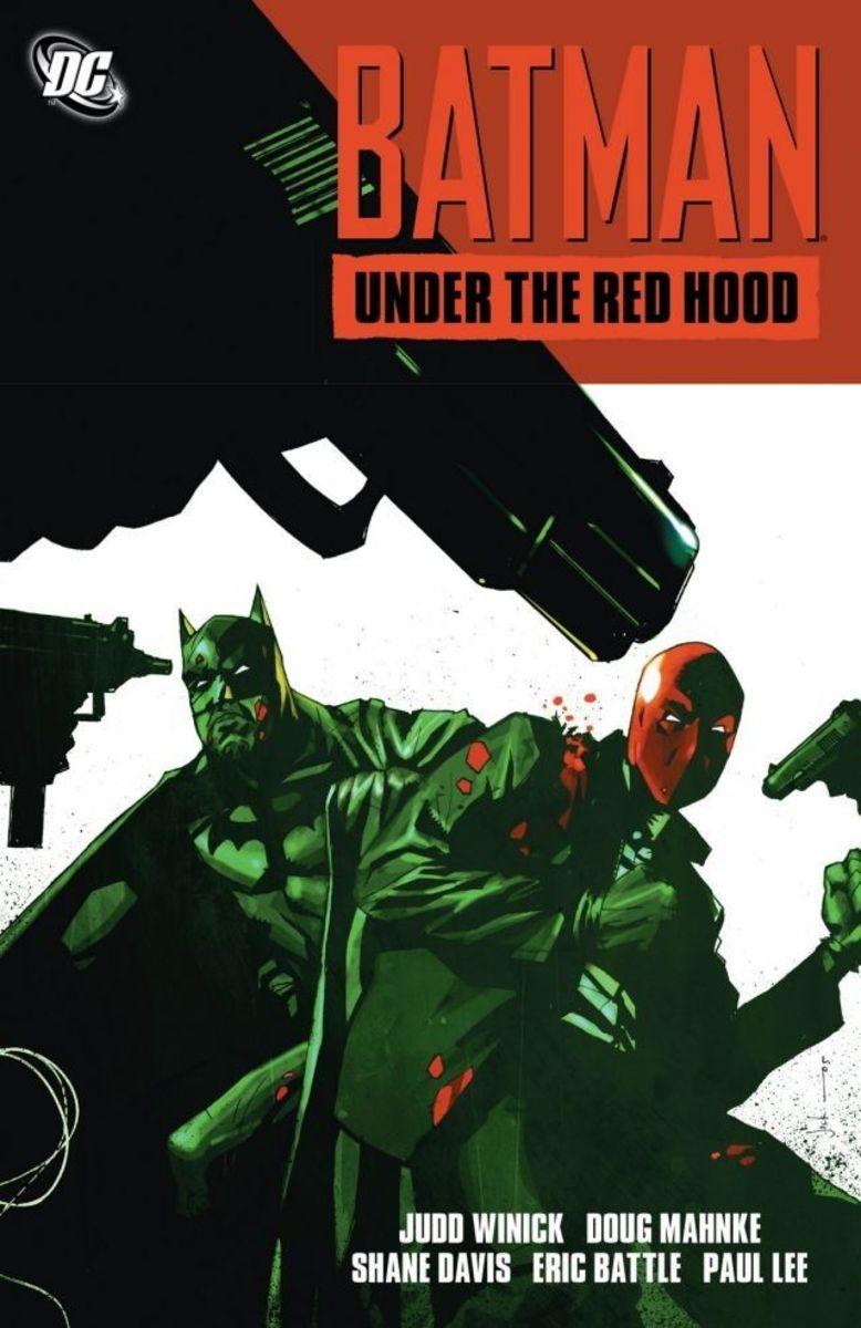 Cover by Doug Mahnke