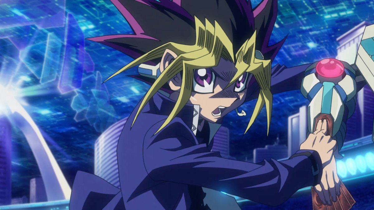 Not on the first turn, Yugi