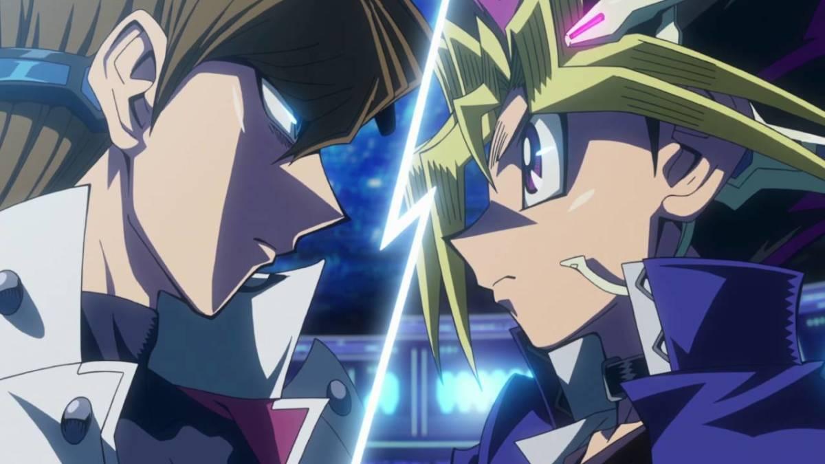 Kaiba vs Yugi
