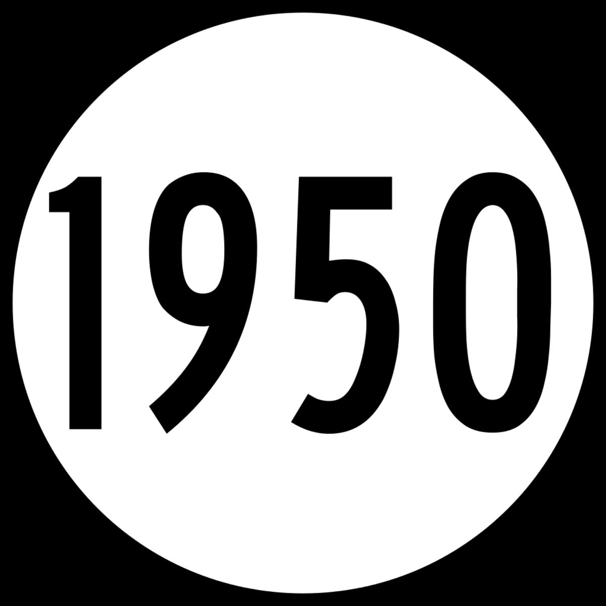 1950 Fun Facts Trivia And History Hobbylark