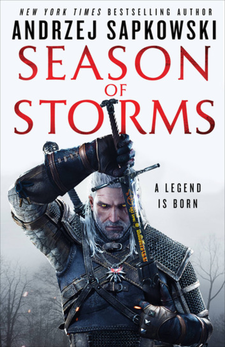 Review of Andrzej Sapkowski's Season of Storms
