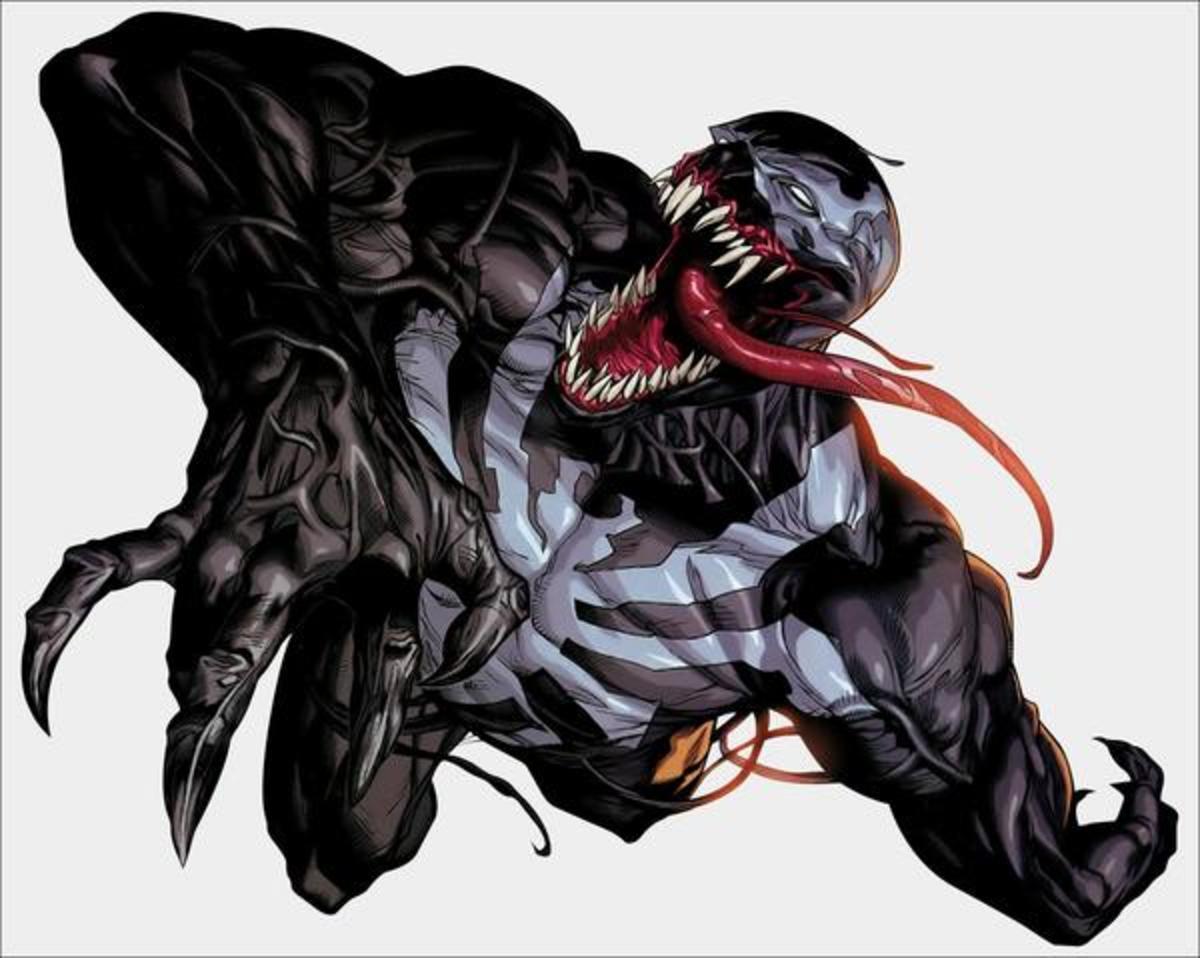 Mac Gargan as Venom