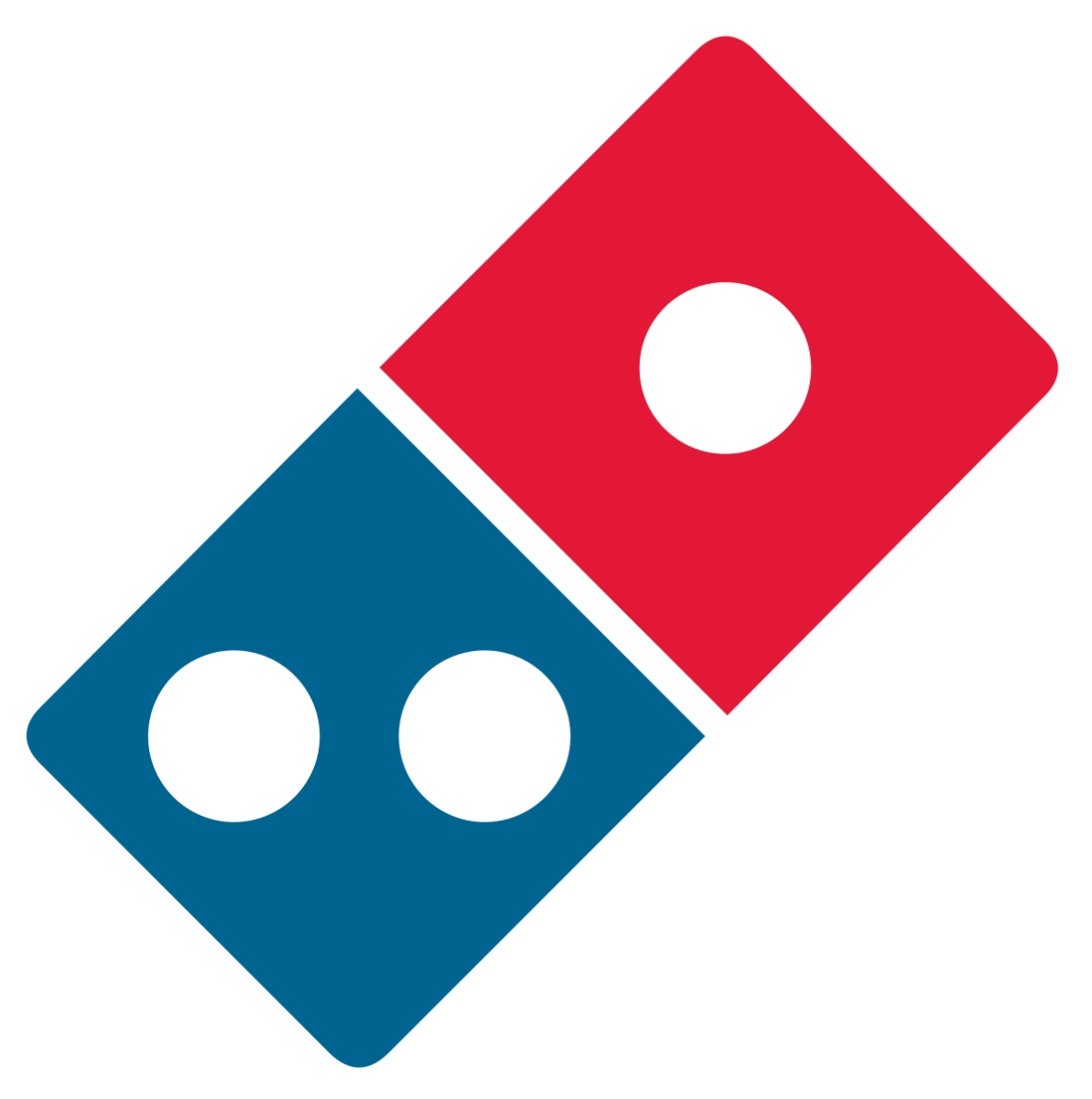In 1960, Dominos Pizza was founded by brothers Tom and Jim Monaghan.