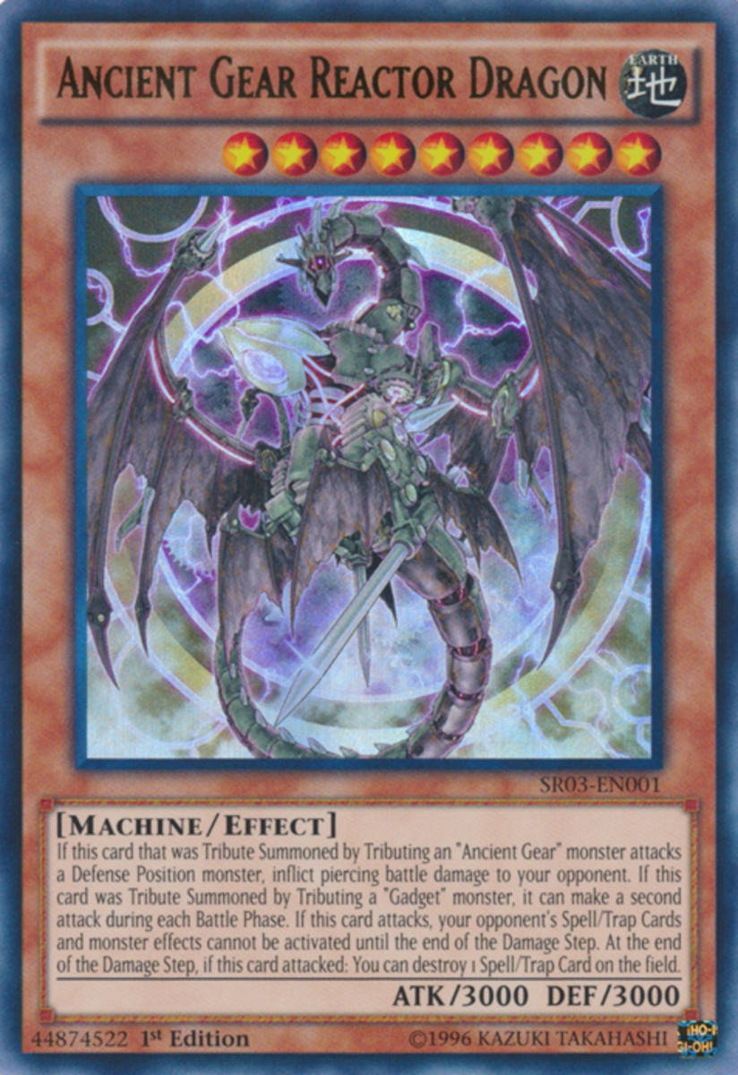 Top 10 Cards You Need for Your Ancient Gear Yu-Gi-Oh Deck