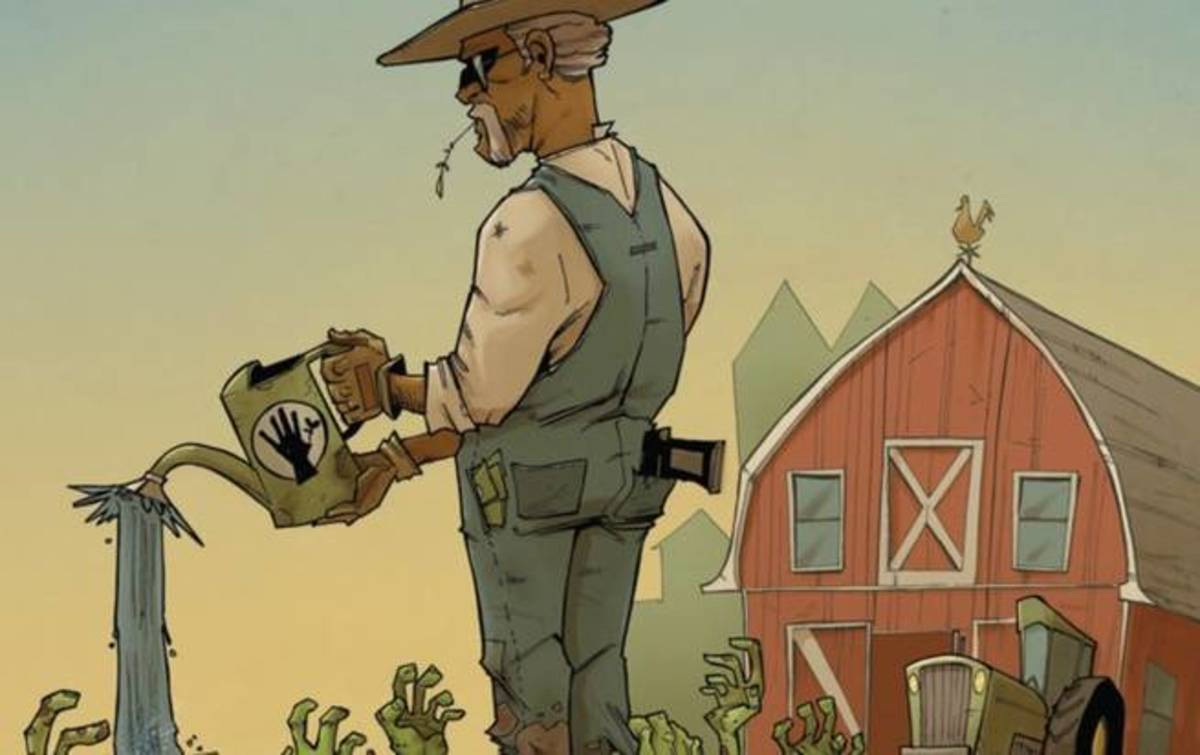Review of Farmhand Issue #1