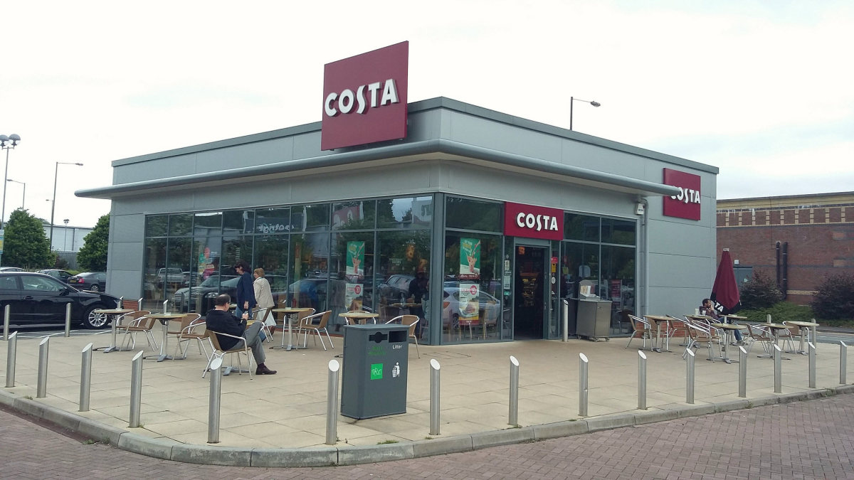 Costa Coffee Kidderminster