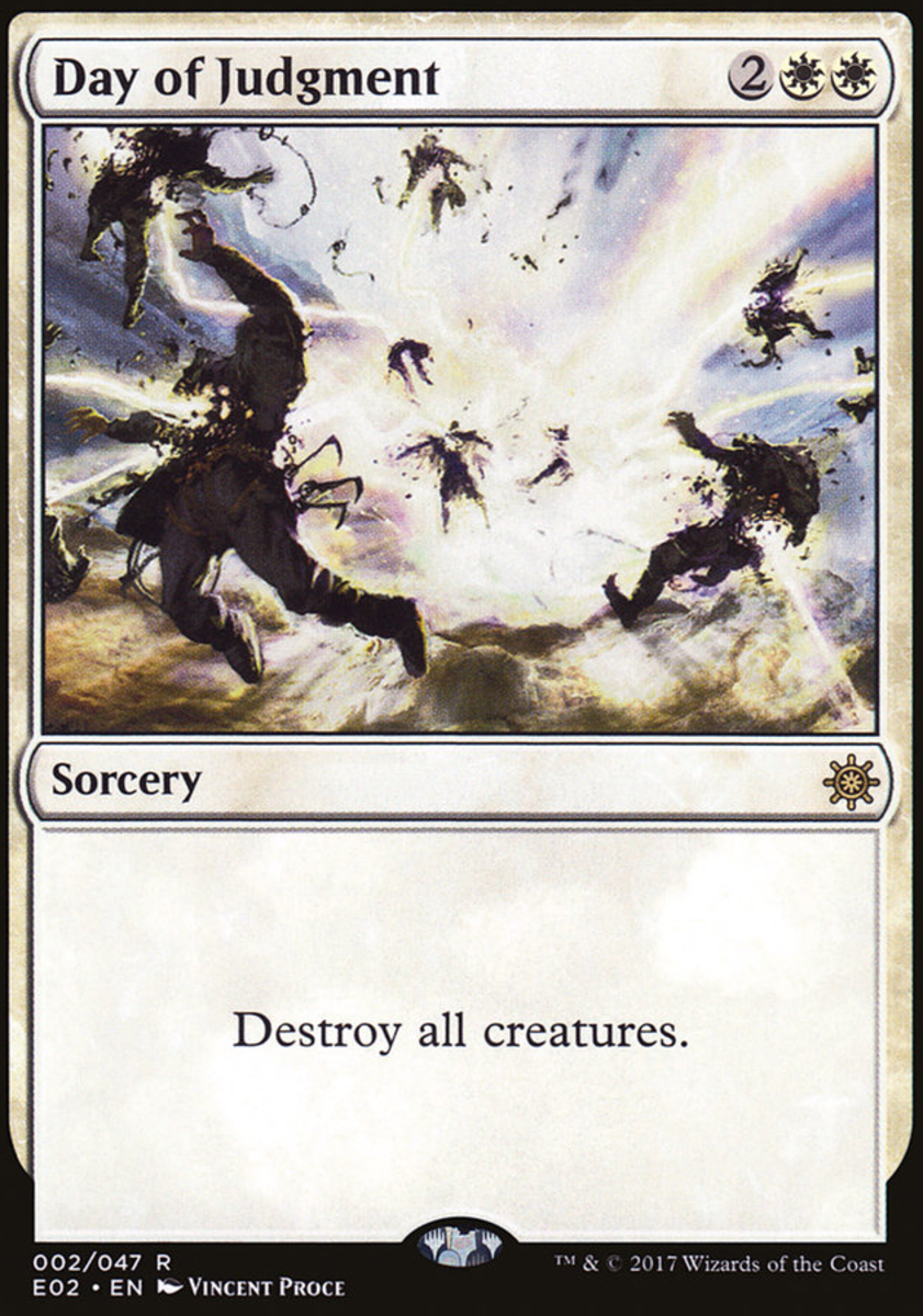 Top 10 Board Wipes in Magic: The Gathering
