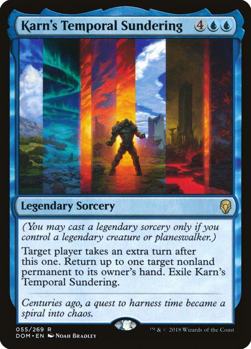 Karn's Temporal Sundering