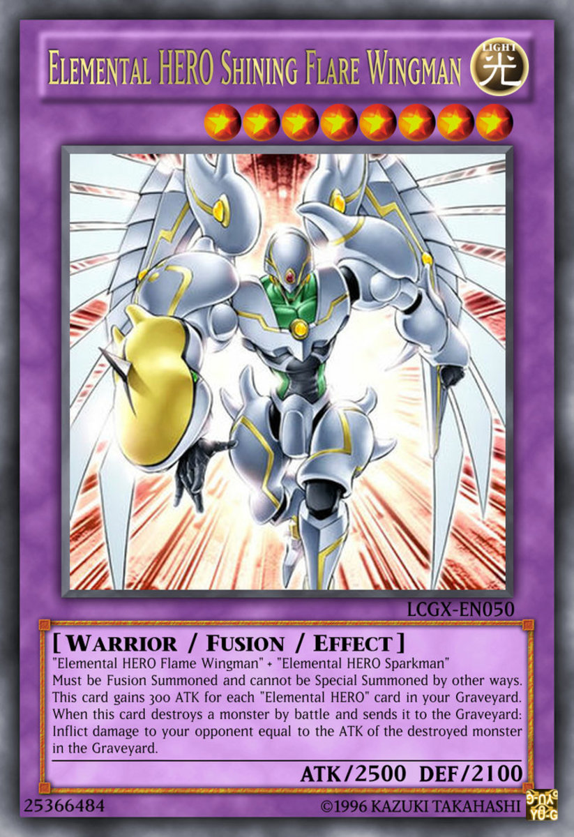 Top 10 Elemental Hero Monsters in Yu-Gi-Oh