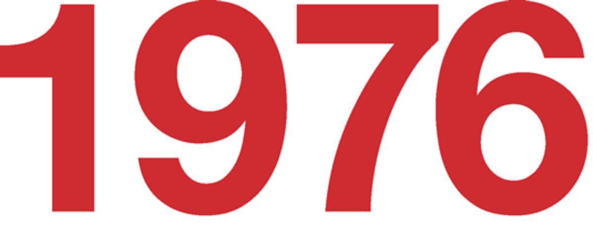1976 Fun Facts, Trivia, and History | HobbyLark