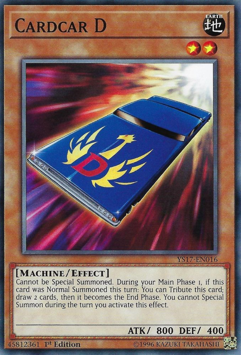 Card Car D