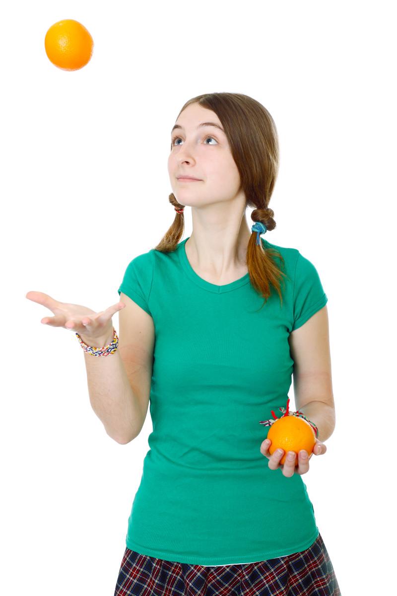 Fundamentals of Juggling