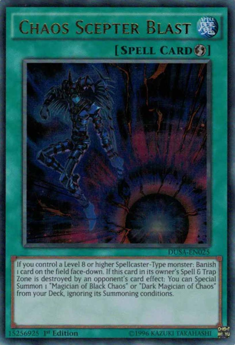 Chaos Scepter Blast