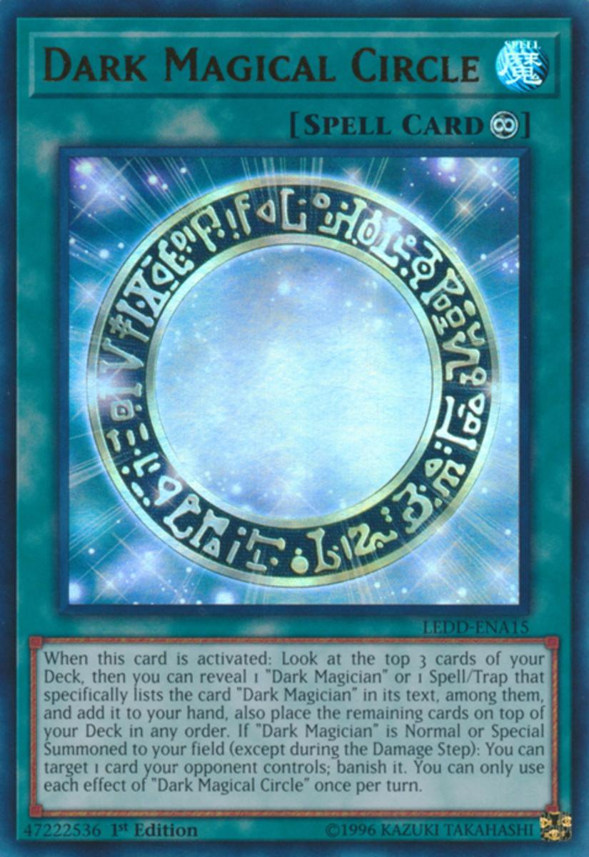 Dark Magical Circle