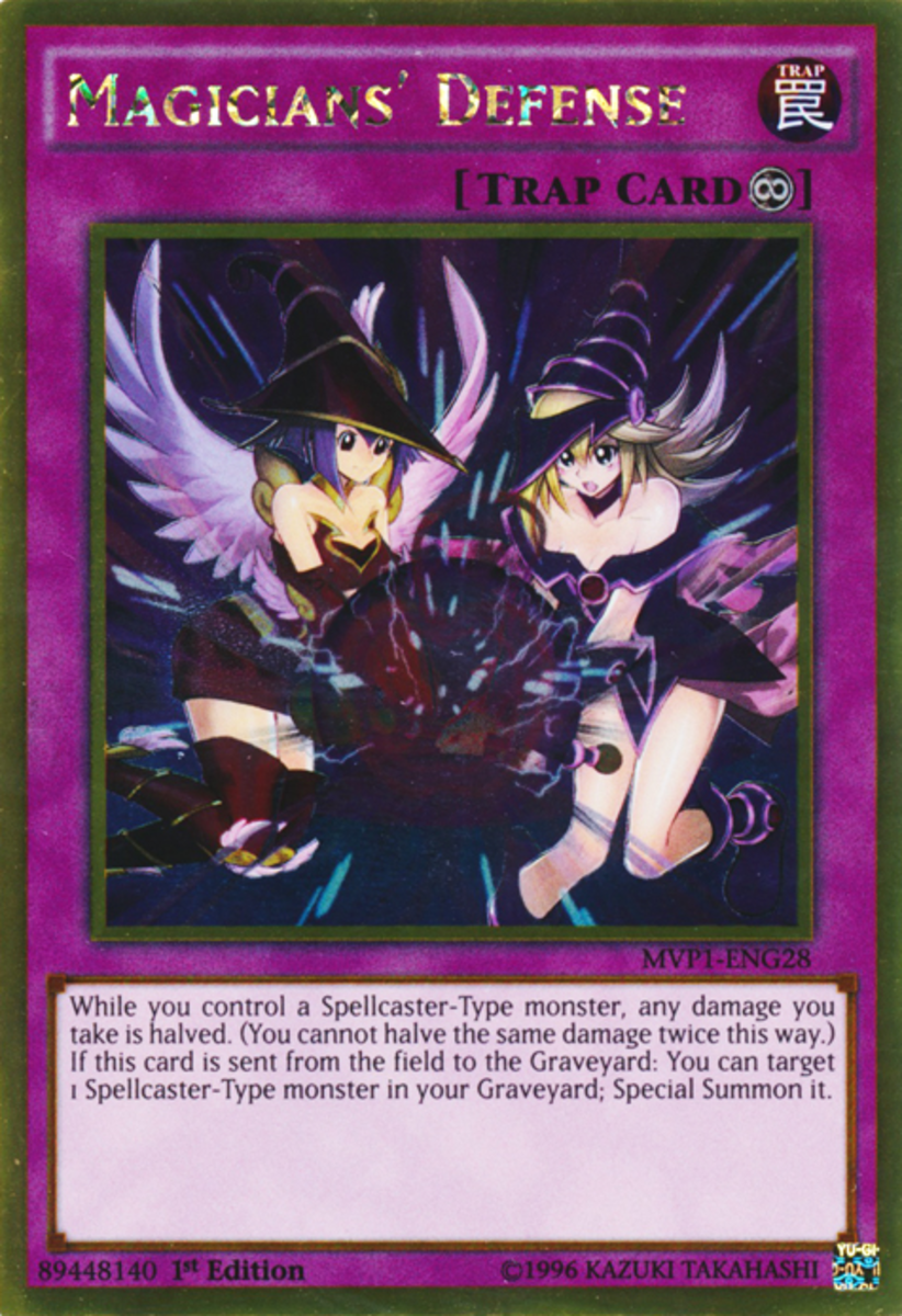 Magicians' Defense
