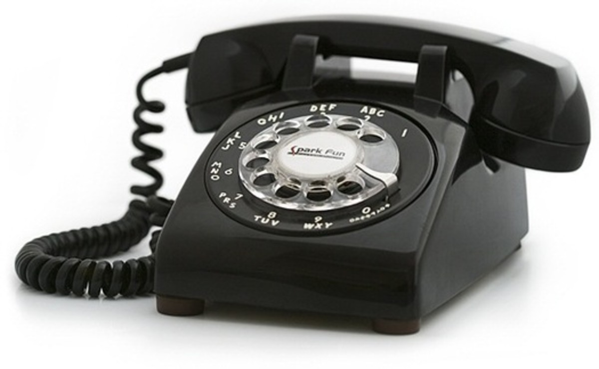 In 2003, landlines were quickly becoming obsolete.