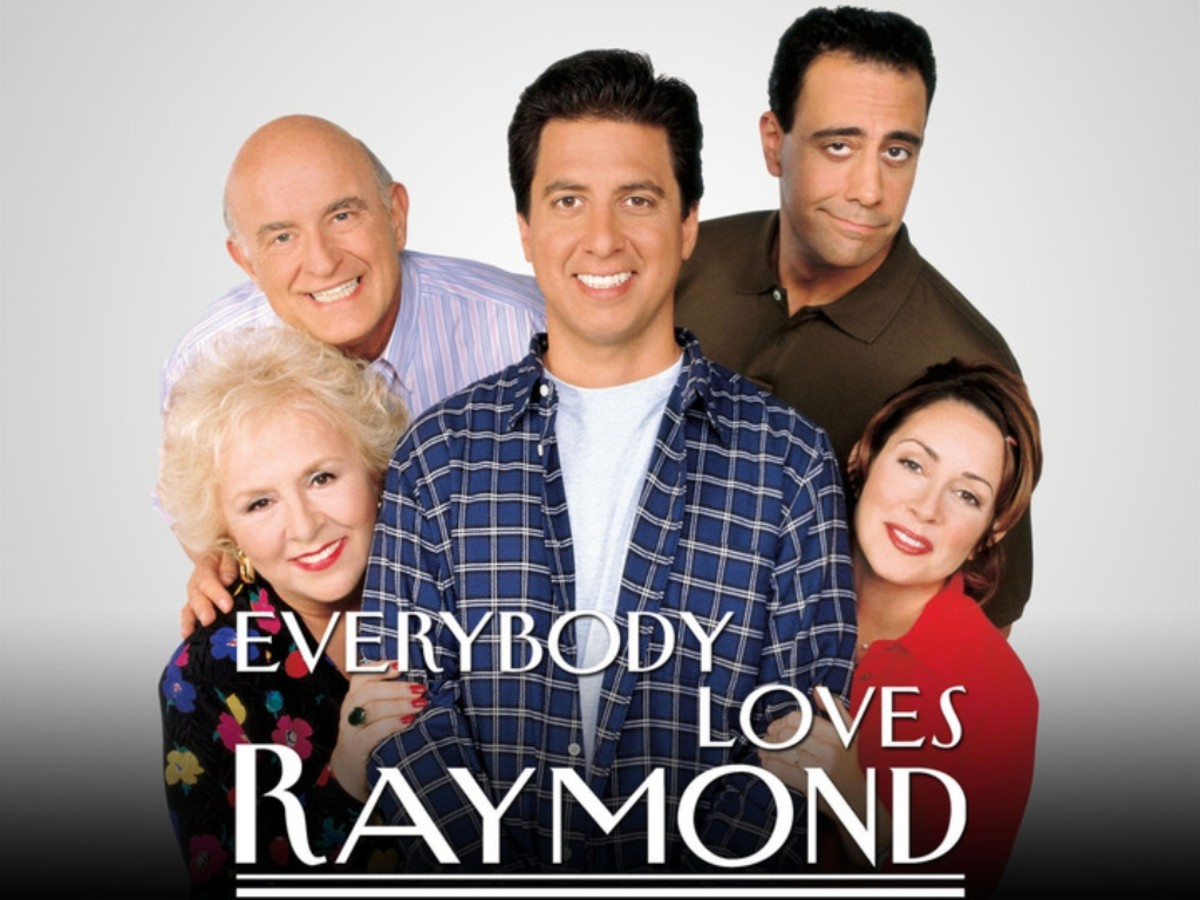 Everybody Loves Raymond was a popular television show in 2003.