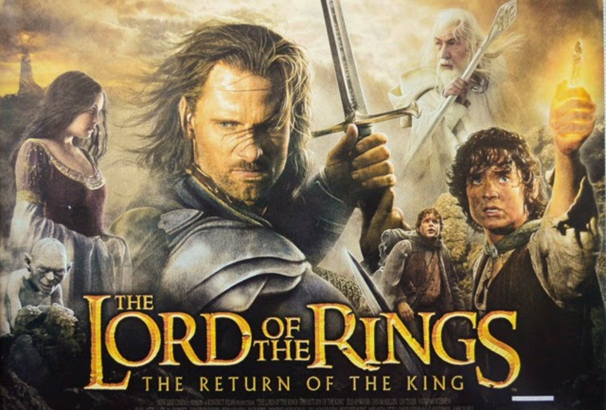 """The Lord of the Rings: The Return of the King"" was the most popular film of 2003. It also won 11 Oscars including Best Picture."