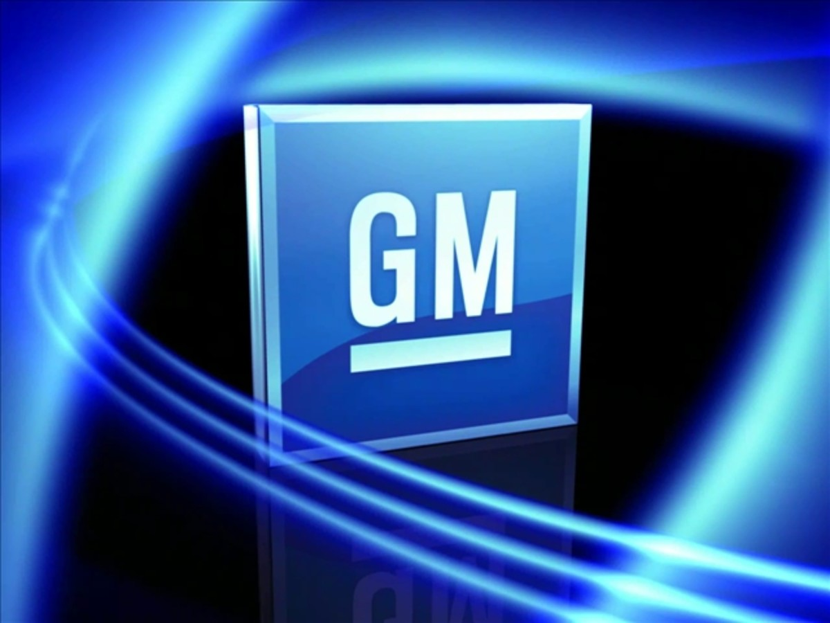 In 2003, General Motors was one of America's largest corporations.