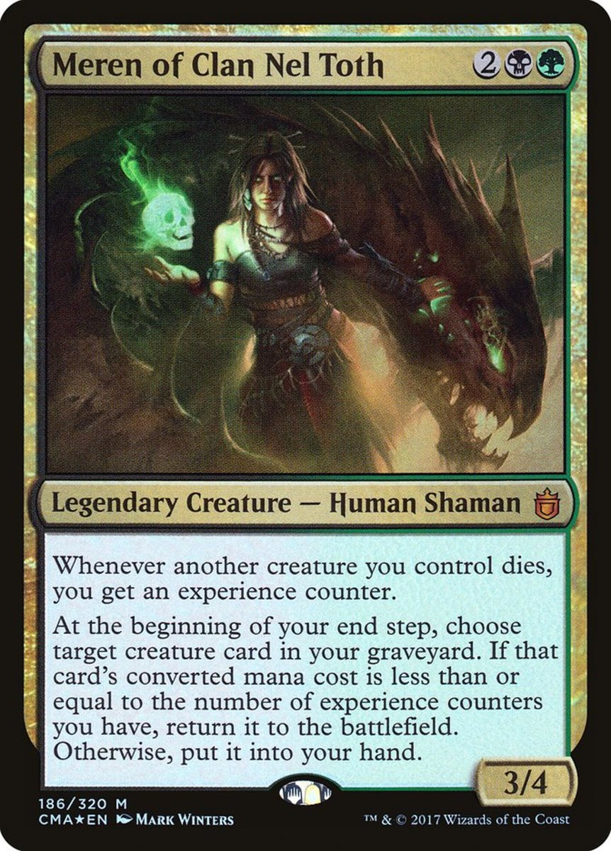 10 More Awesome Commanders in Magic: The Gathering