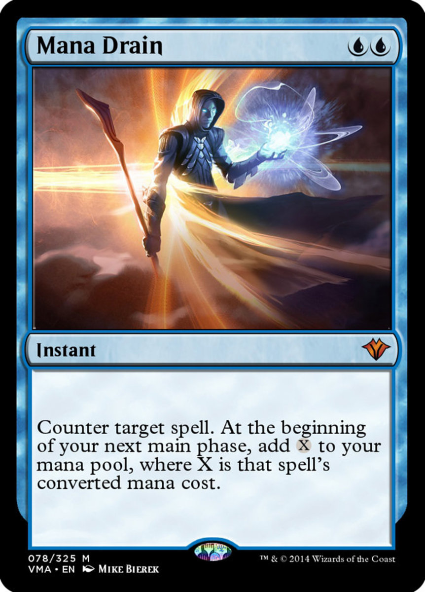 Top 10 Instant Counterspells in Magic: The Gathering | HobbyLark