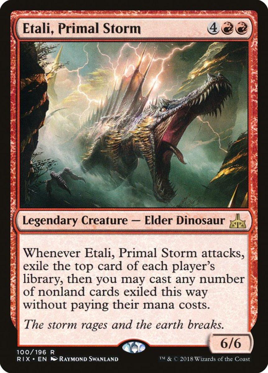 Etali, Primal Storm mtg