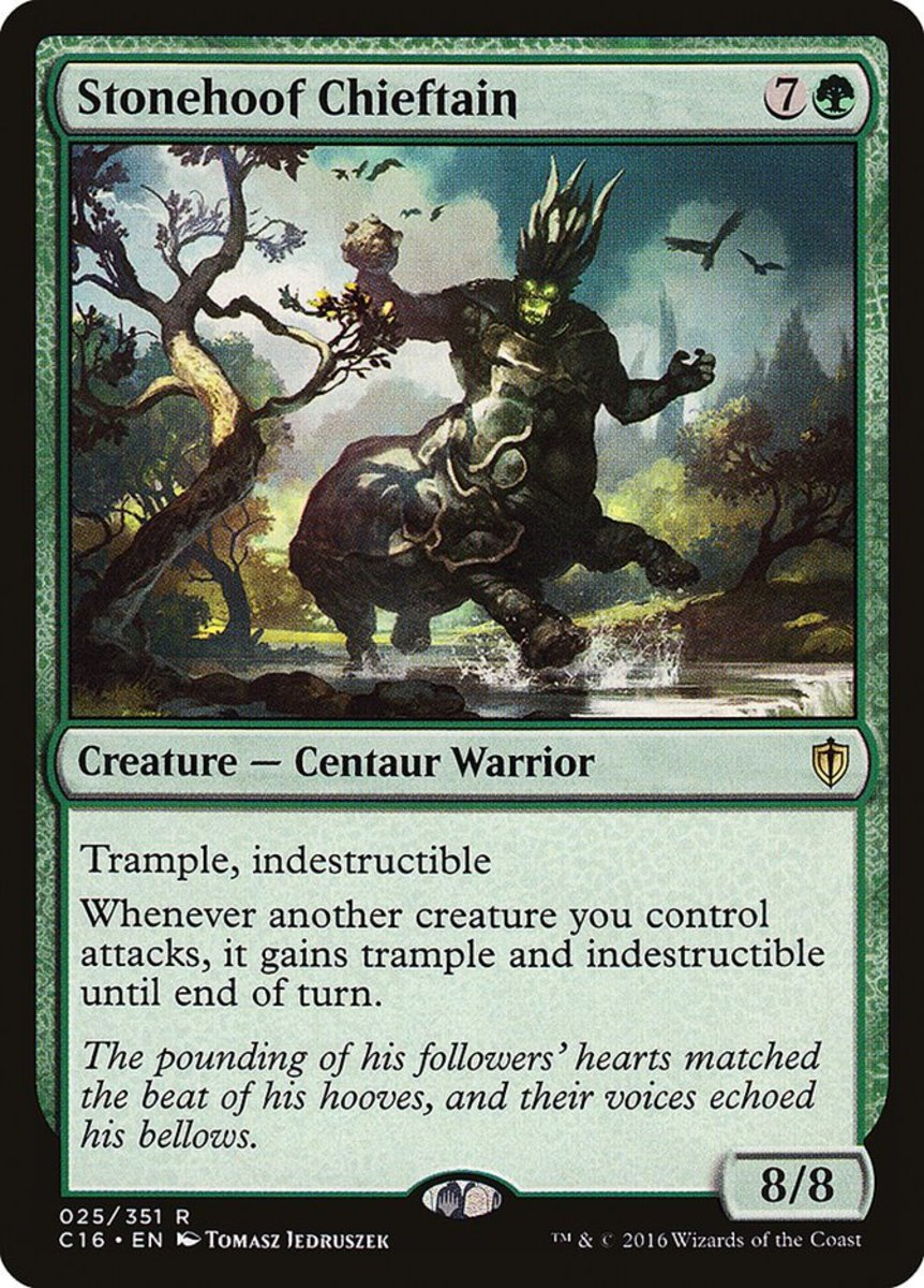 Top 10 Trample-Giving Cards in Magic: The Gathering