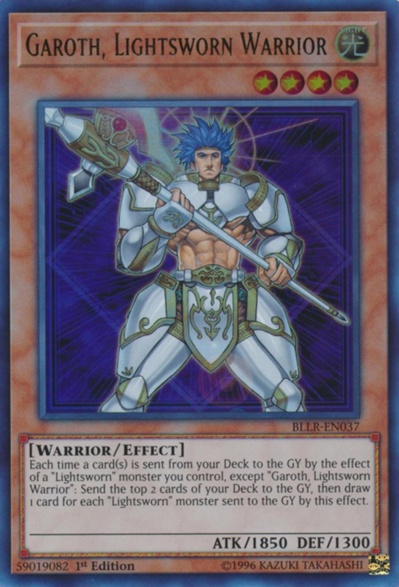 Garoth, Lightsworn Warrior