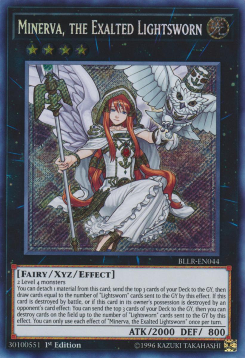 Minerva, the Exalted Lightsworn