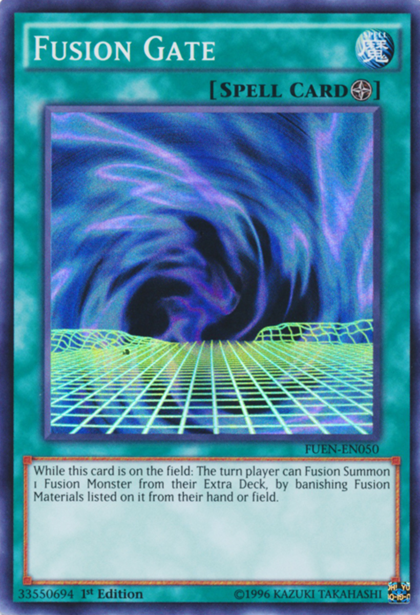 10 More of the Best Fusion Spells in Yu-Gi-Oh