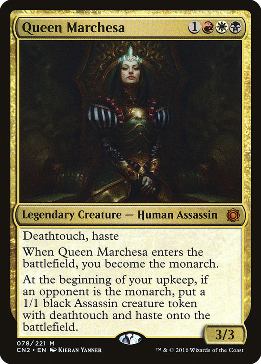 Queen Marchesa mtg