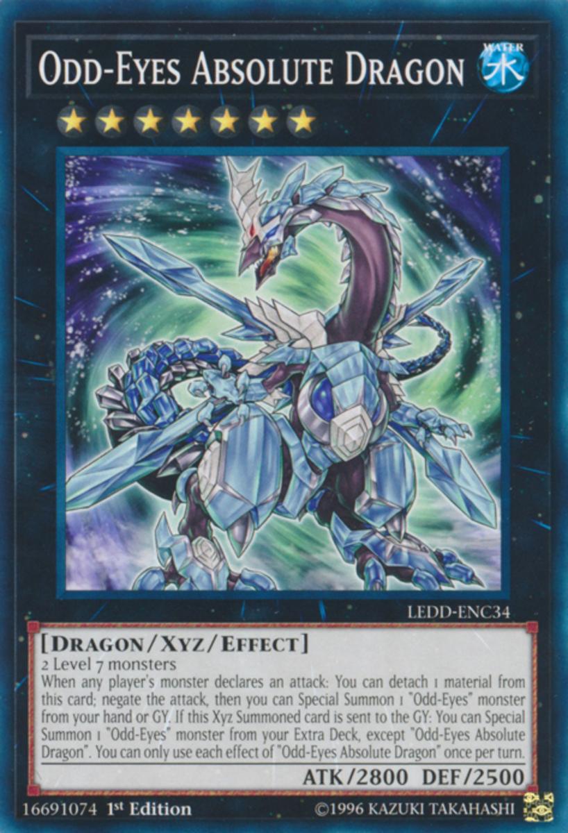Odd-Eyes Absolute Dragon