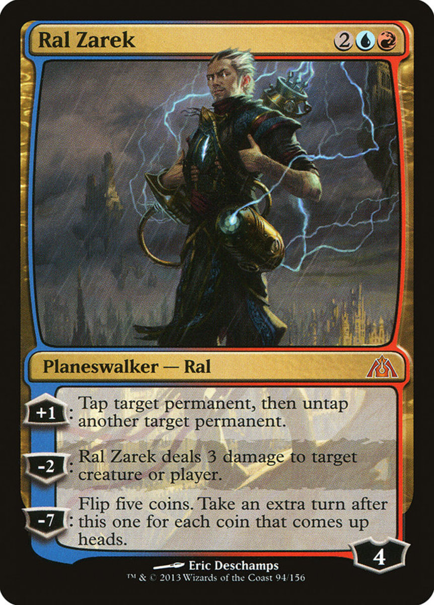 Top 10 Magic The Gathering Planeswalkers To Combo With