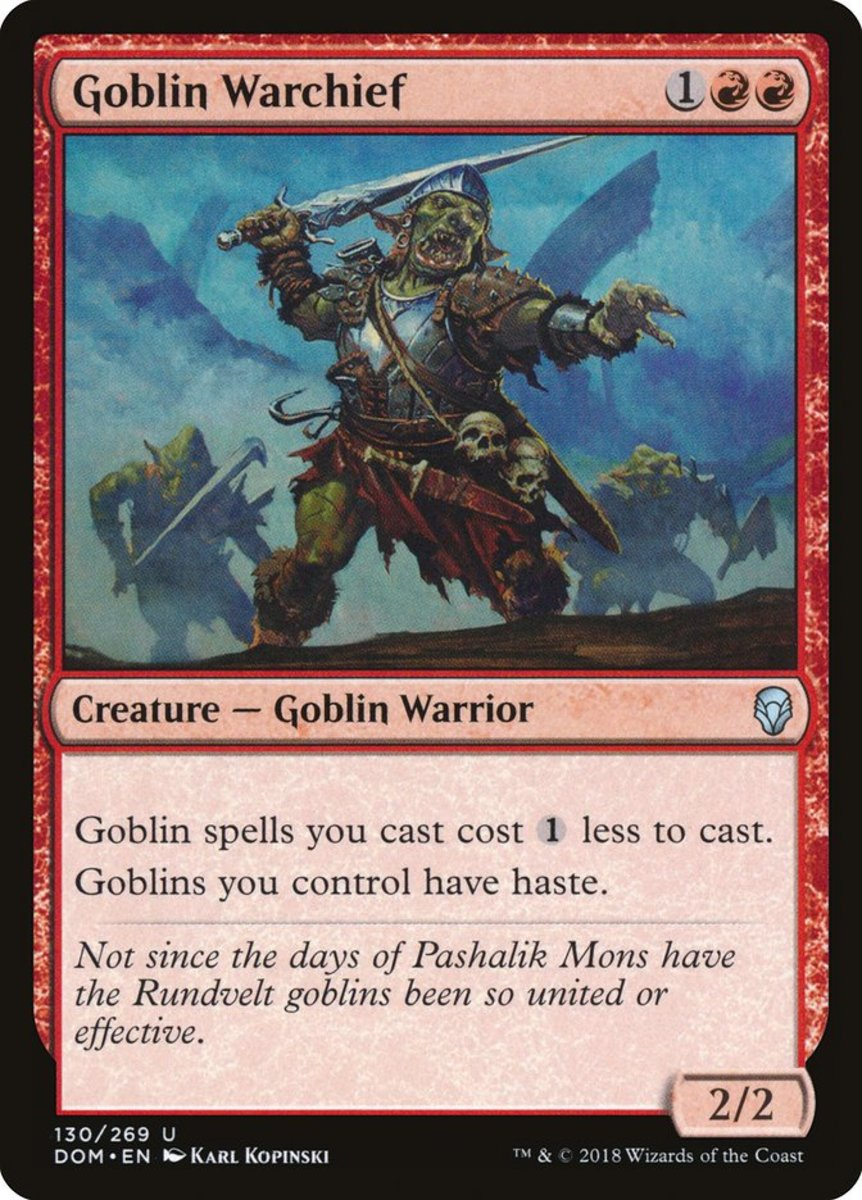 Top 10 Goblins in Magic: The Gathering