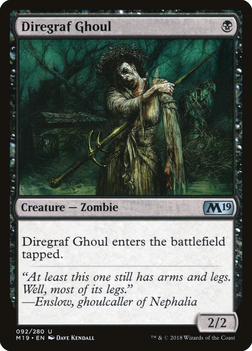 Top 10 Zombies In Magic The Gathering Hobbylark