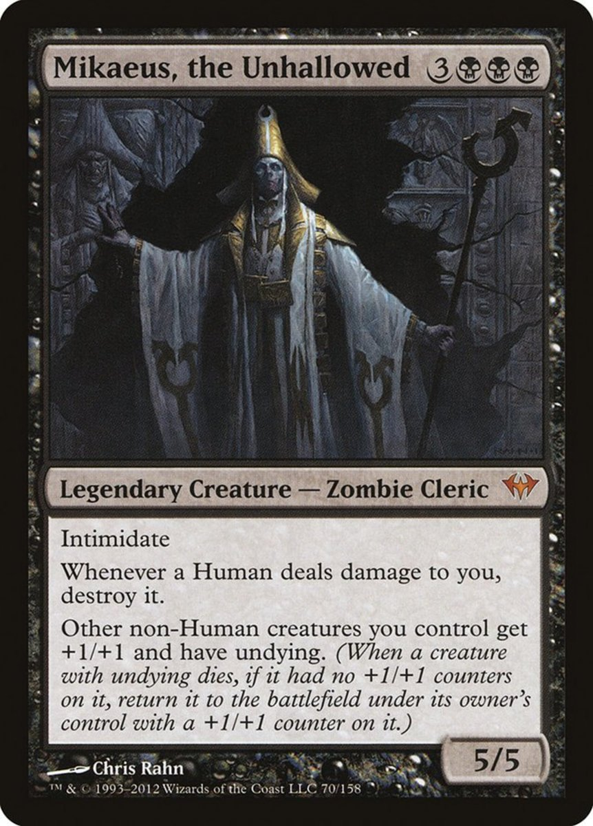 Top 10 Zombies in Magic: The Gathering