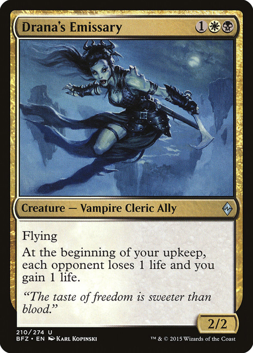Top 10 Ally Cards in Magic: The Gathering