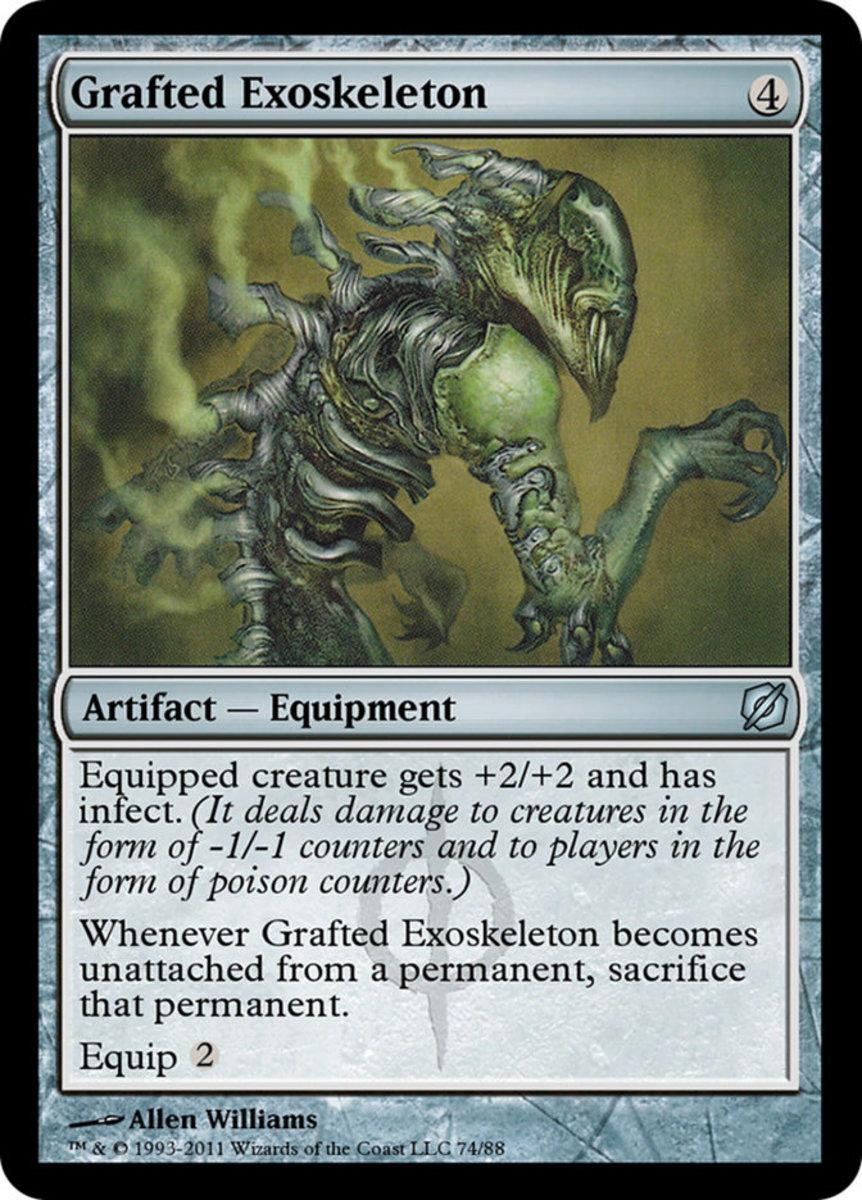 Grafted Exoskeleton mtg