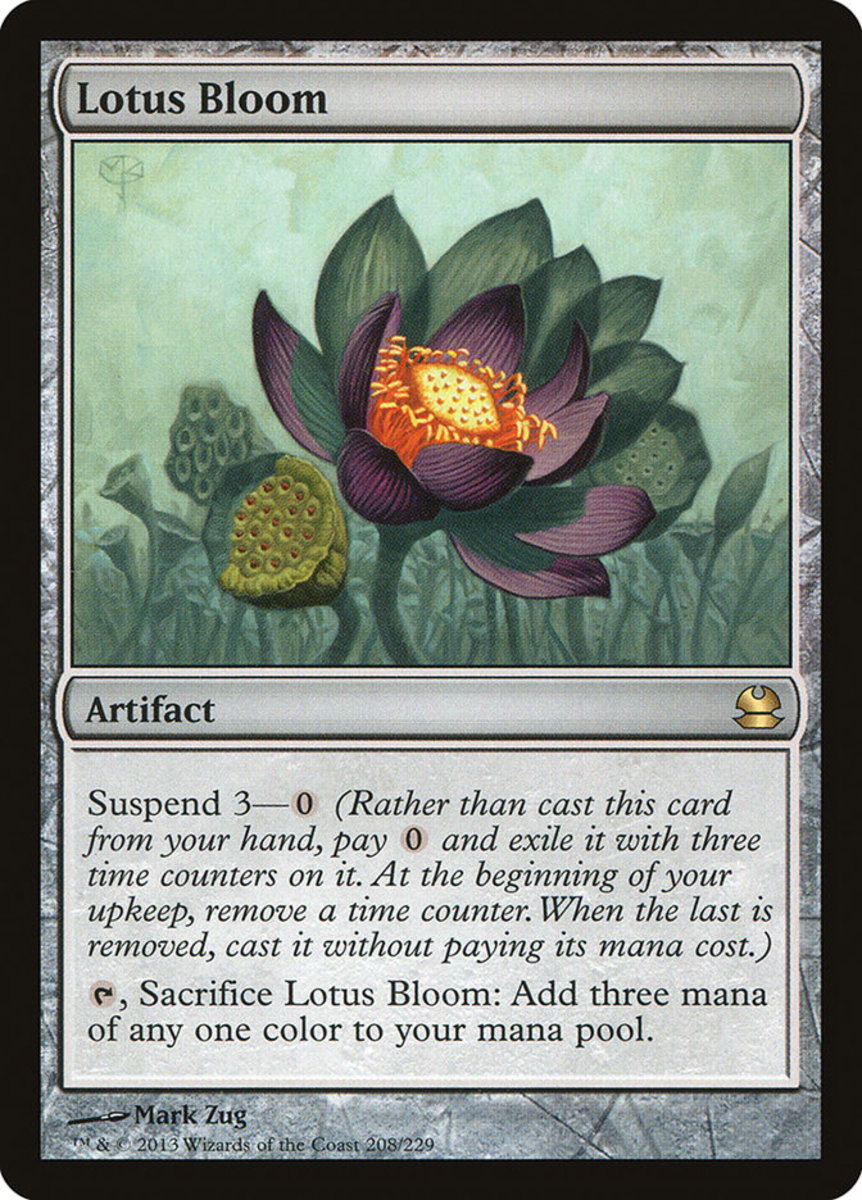 Lotus Bloom mtg