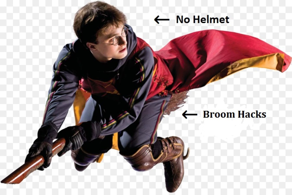 10 Reasons Why Quidditch From Harry Potter Is a Terrible Sport