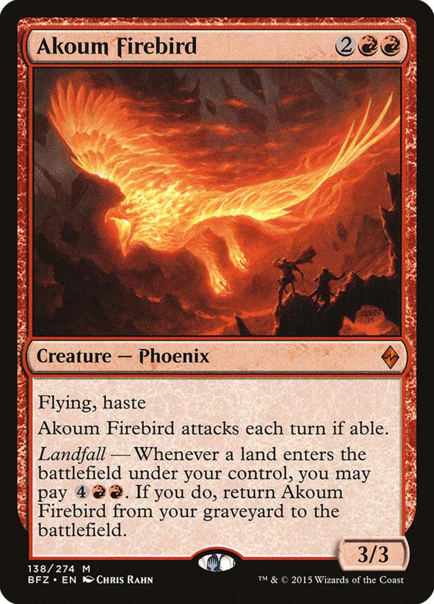 Akoum Firebird