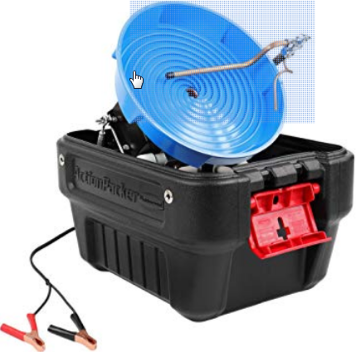 Spiral Wheel Gold Panning Machines: Automated Gold Recovery | HobbyLark