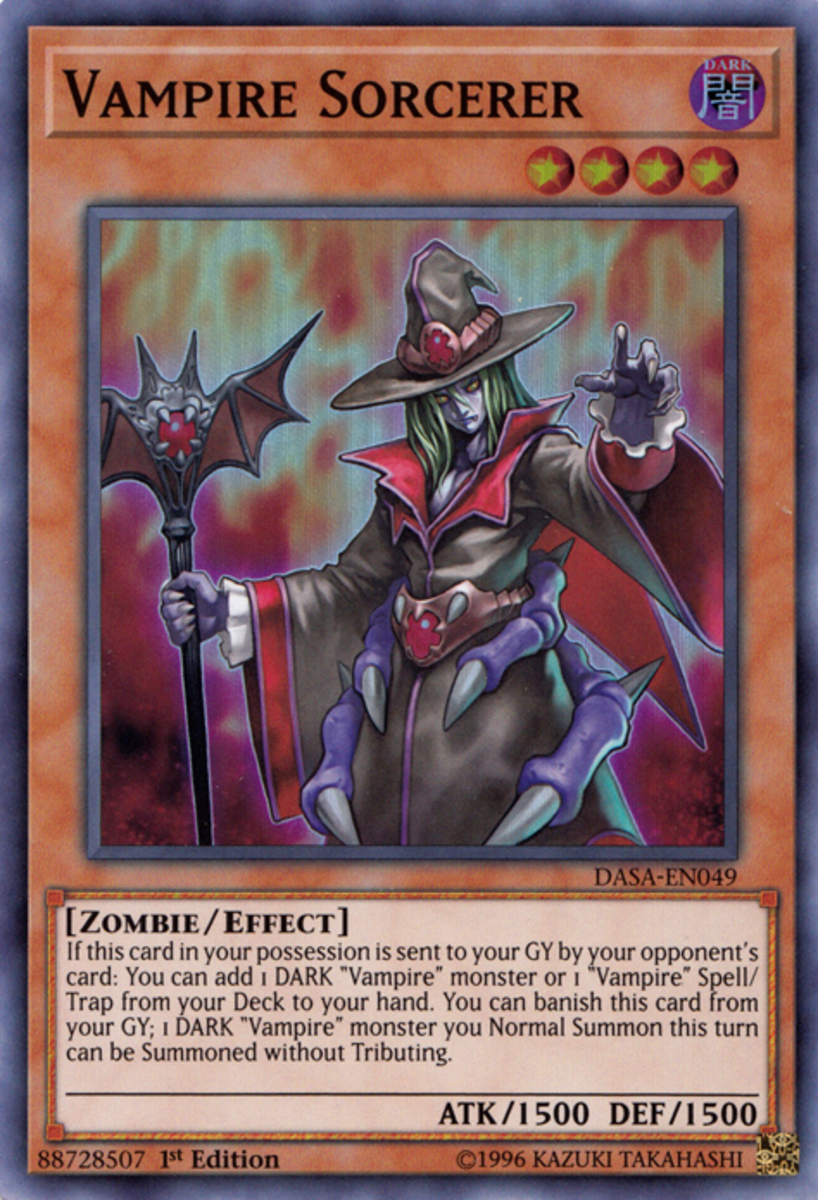 Vampire Sorcerer