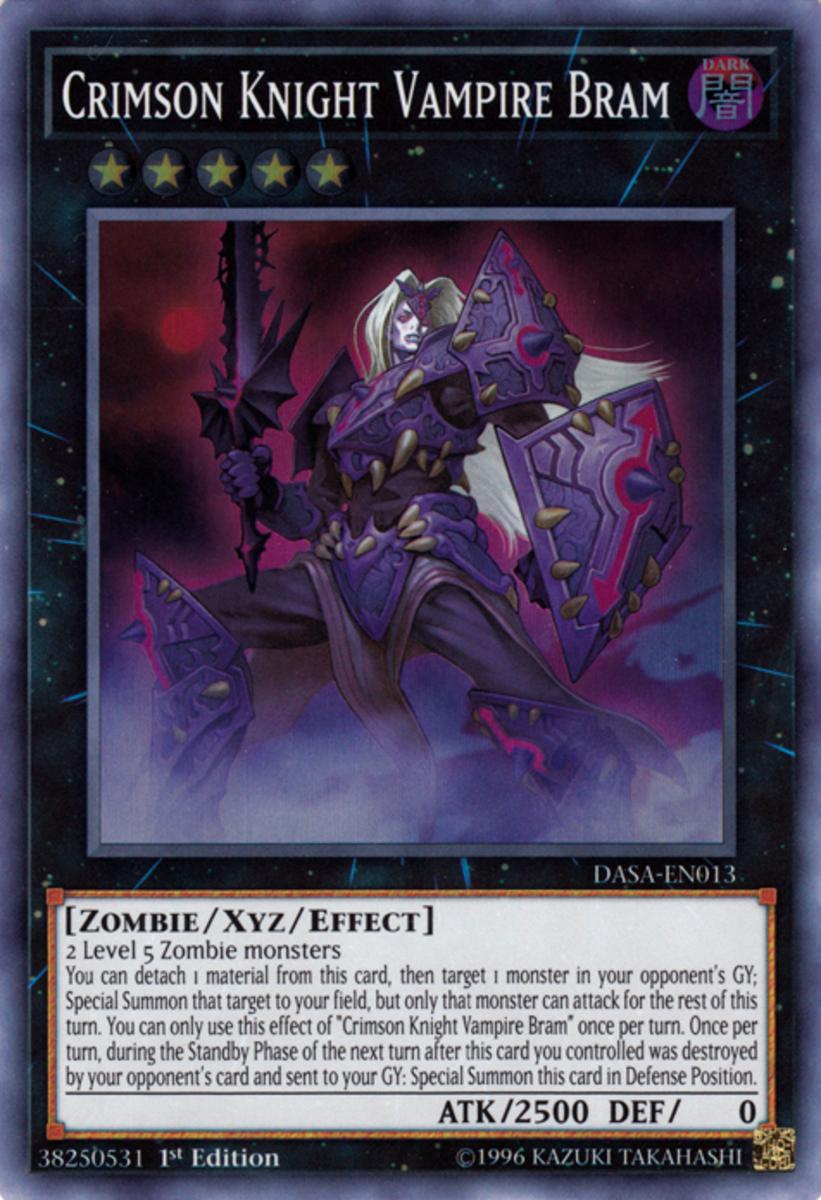 Top 10 Vampire Cards in Yu-Gi-Oh | HobbyLark