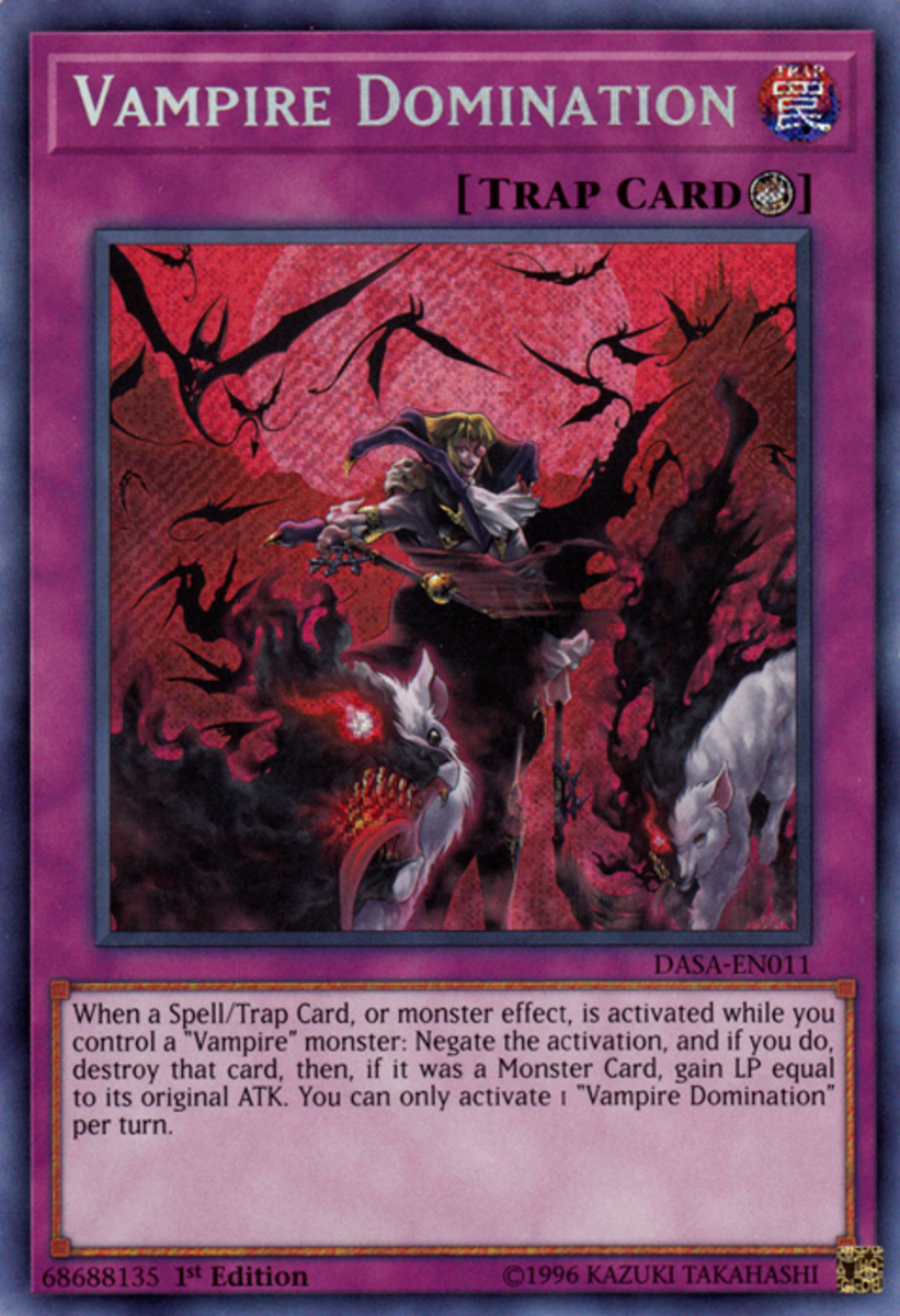 Vampire Domination