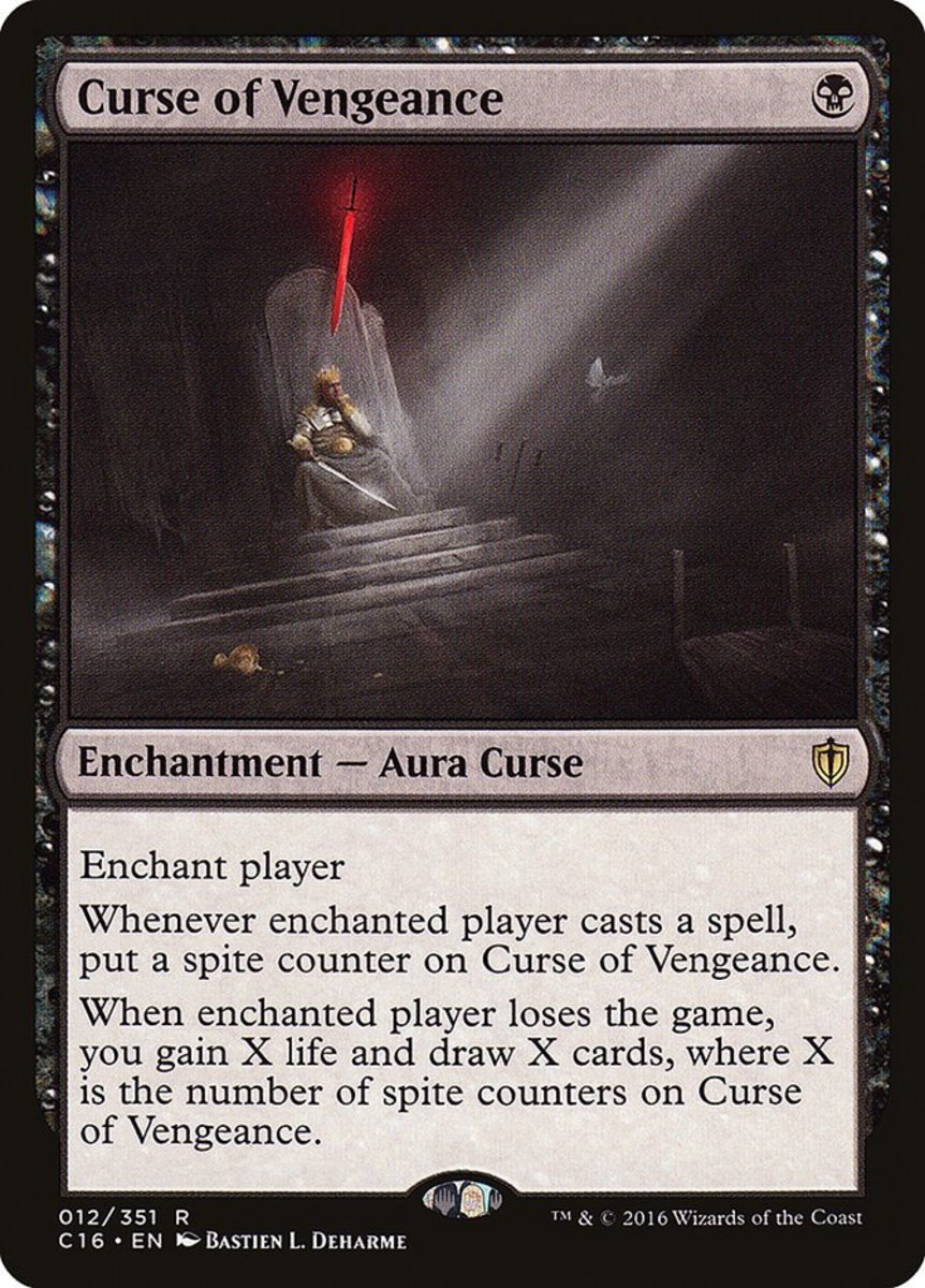 Top 10 Curses in Magic: The Gathering