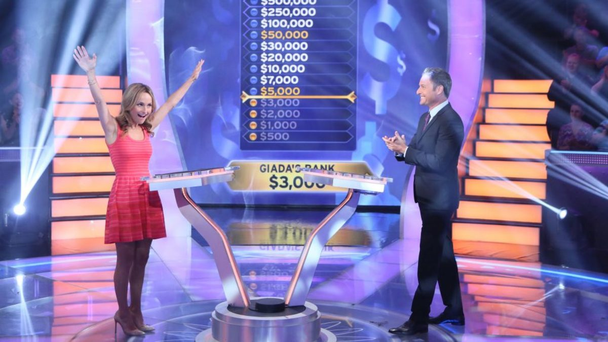 "In 2000, ""Who Wants to Be a Millionaire?"" (ABC) was a popular television show."
