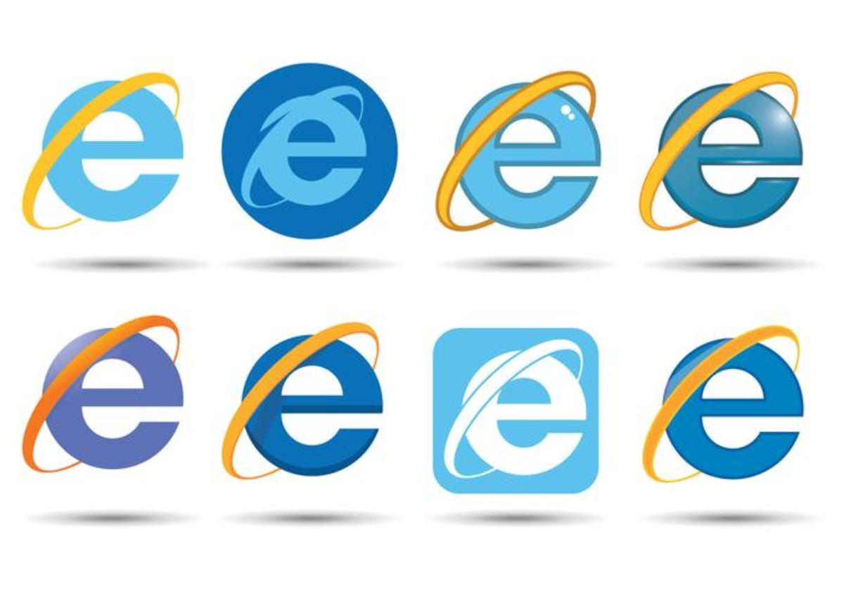 In 2000, Internet Explorer was a popular web browser.