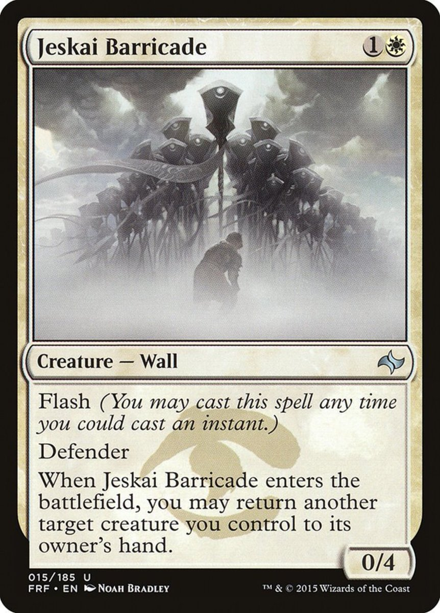 Top 10 Walls in Magic: The Gathering